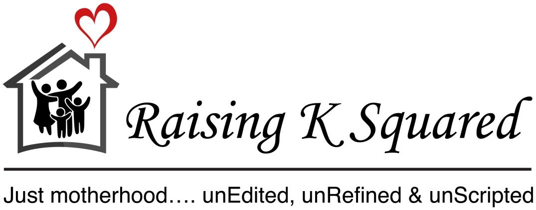 Raising K Squared LOGO
