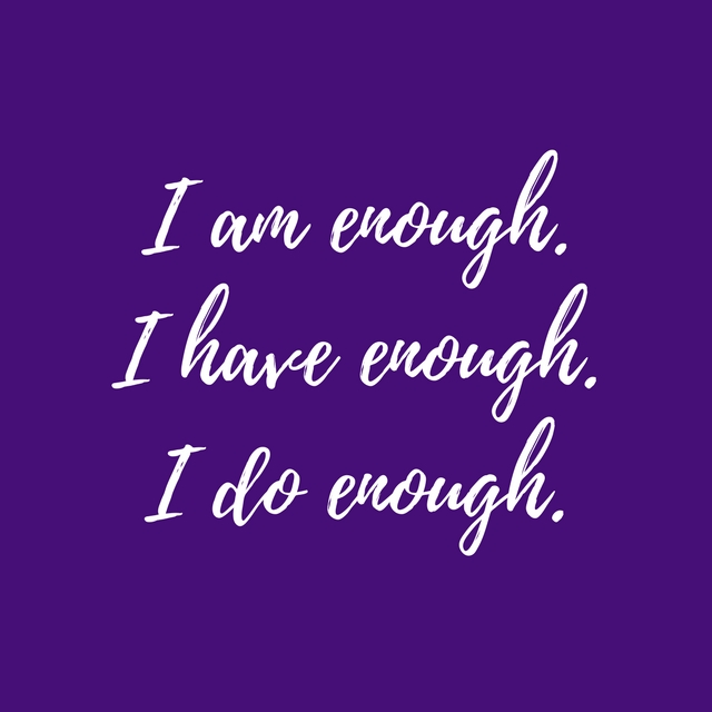 An-Affirmation-For-When-You-Feel-Not-Good-Enough